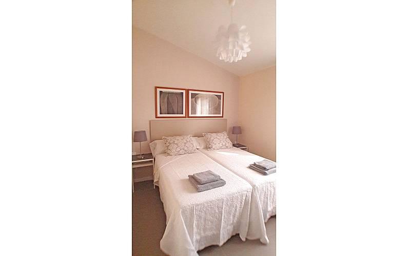Cozy Bedroom Gran Canaria San Bartolomé de Tirajana House - Bedroom