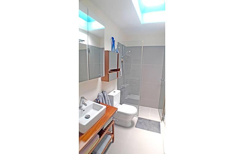 Cozy Bathroom Gran Canaria San Bartolomé de Tirajana House - Bathroom