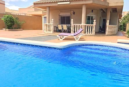 4453cb734347a Alquiler de villas en La Manga del Mar Menor - Cartagena - Cartagena