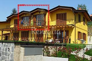 Wohnung für 2-4 Personen, 500 Meter bis zum Strand Varese