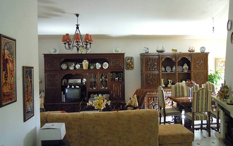Villa Living-room Algarve-Faro Silves villa - Living-room