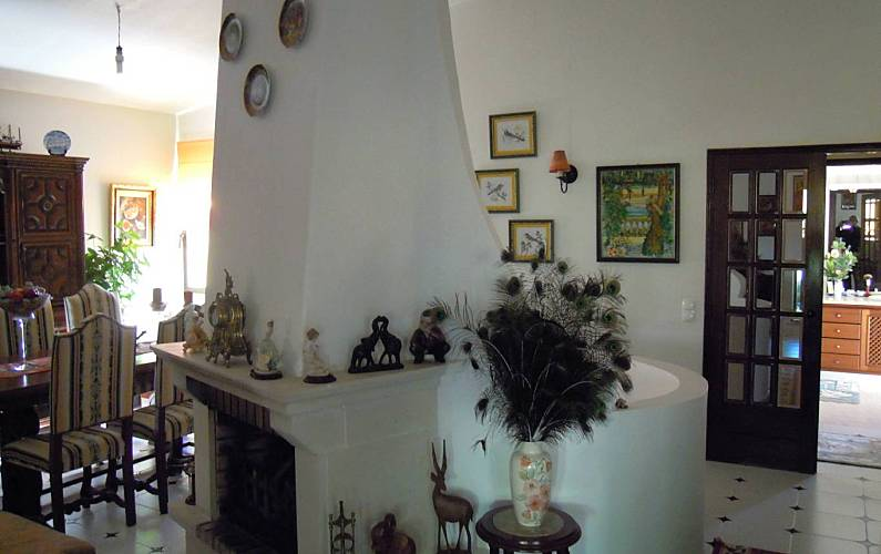 Vivenda Sala Algarve-Faro Silves vivenda - Sala