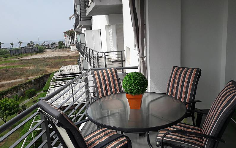 Very Terrace Málaga Torrox Apartment - Terrace