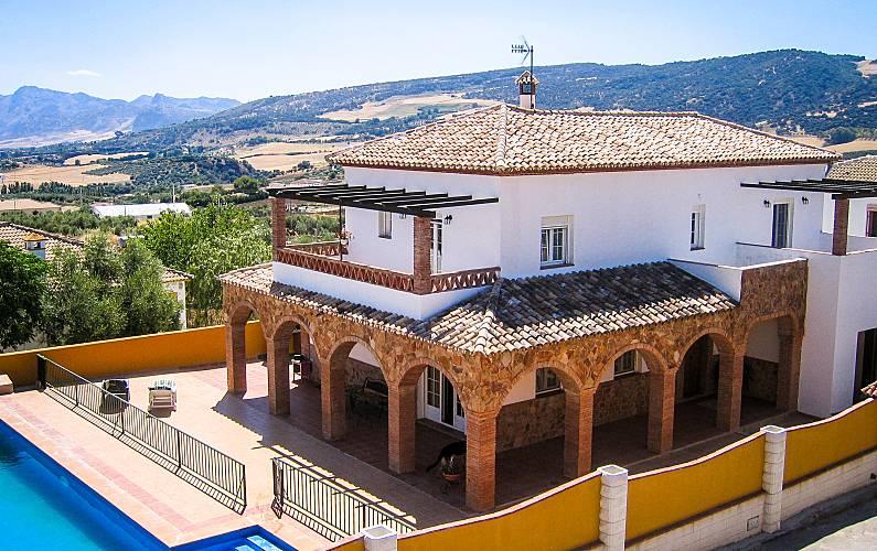 Casa en alquiler en Ronda Málaga