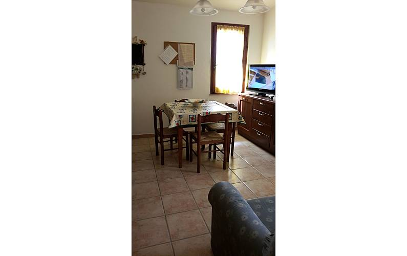 2 Kitchen Cagliari Capoterra Villas - Kitchen