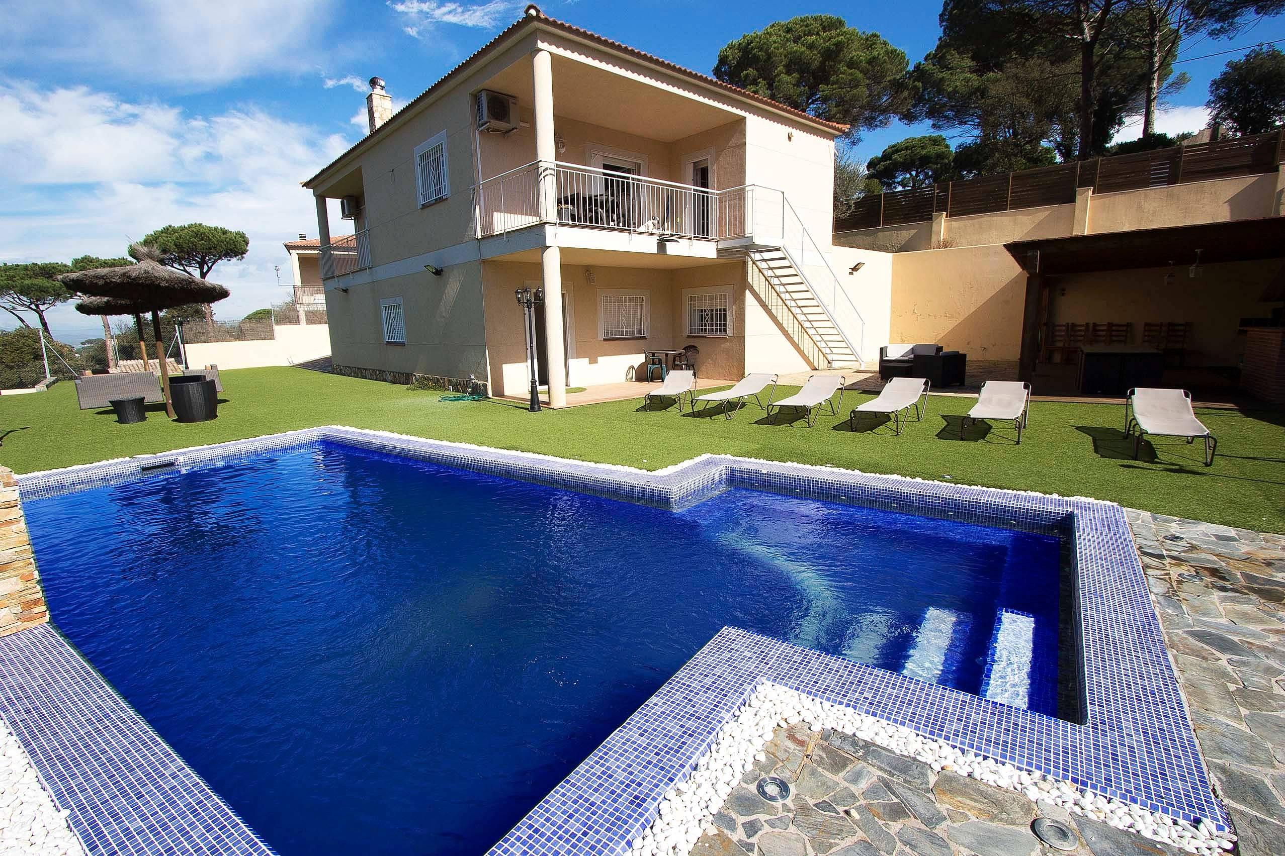 Casas de vacaciones en els pantans de montbarbat ma anet - Casas vacaciones cataluna ...