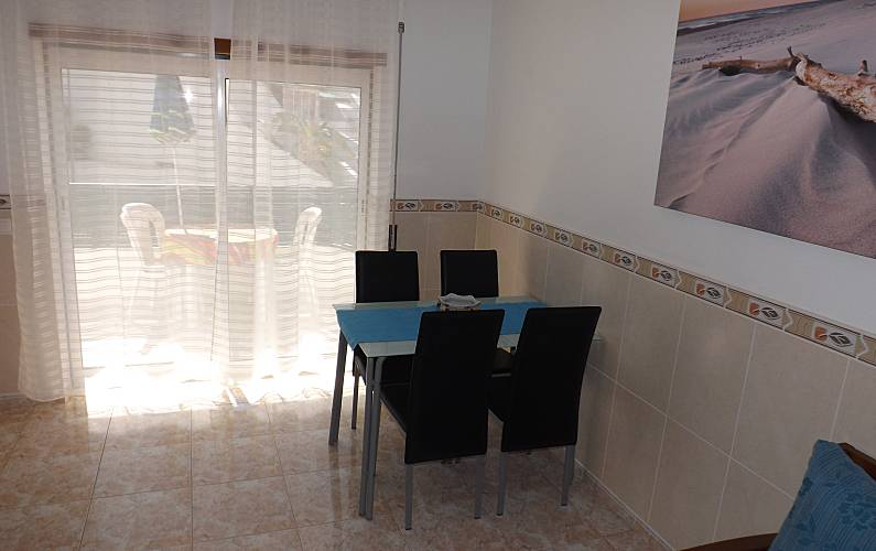Apts Dining-room Algarve-Faro Albufeira Apartment - Dining-room