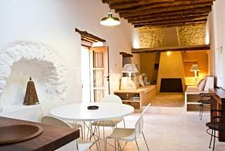 Villa with 5 bedrooms 6 km from the beach Formentera