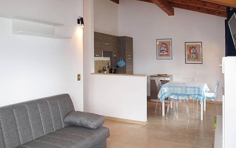 Appartamento per 2 persone Monte Baldo di Malcesine ...