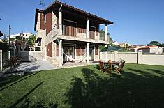 House for 6 people only 1000 meters from the beach Pontevedra