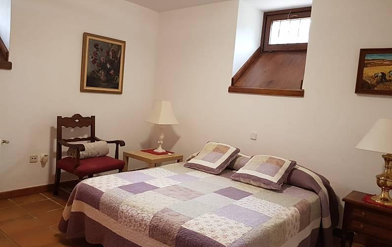 Picos Interior del aloj. Cantabria Camaleño Villa en entorno rural - Interior del aloj.