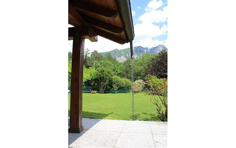 Villa Jardín Lecco Lecco villa - Jardín