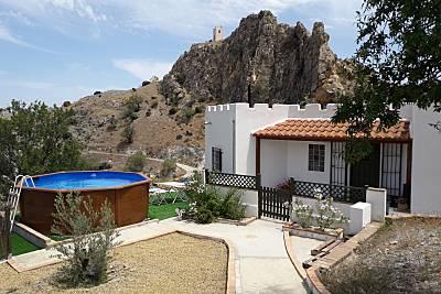 Casa en alquiler en Lubrín Almería