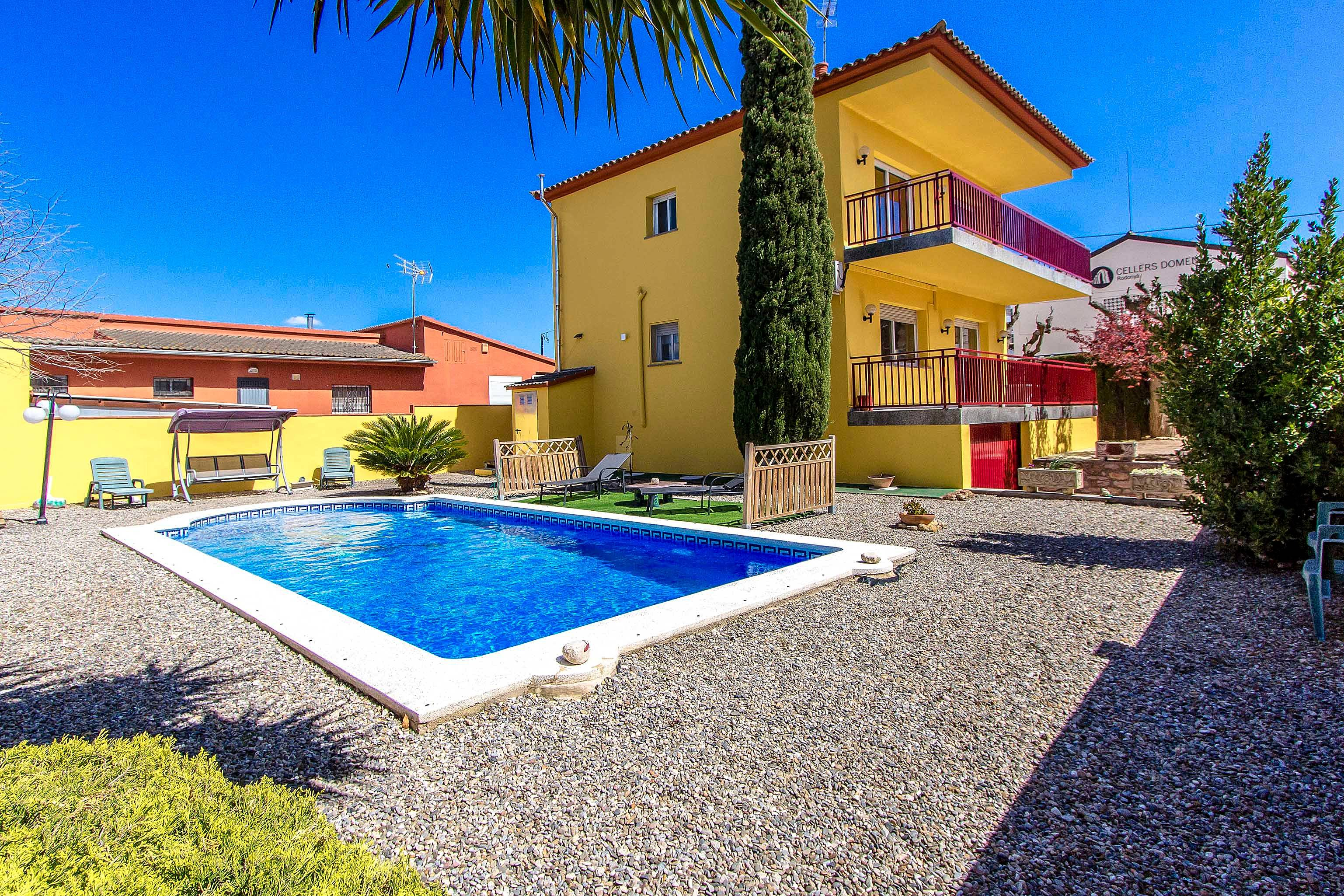 Alquiler vacaciones apartamentos y casas rurales en rodony tarragona - Alquiler casa vacaciones tarragona ...