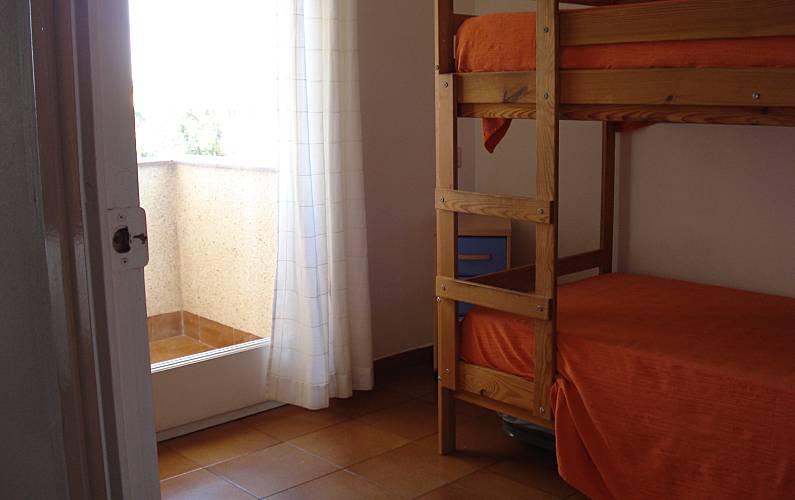 2 Quarto Tarragona Alcanar Apartamento - Quarto
