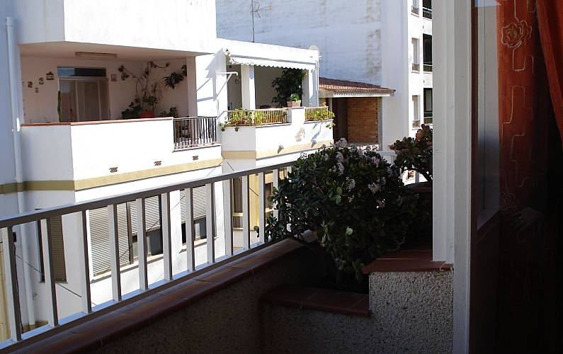 2 Vistas da casa Tarragona Alcanar Apartamento - Vistas da casa