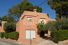 Villa para 6-8 personas a 50 m de la playa Girona/Gerona