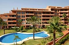 Apartamento de 2 habitaciones a 150 m de la playa Málaga