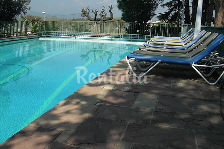 Villa For Rent 6 Km From The Beach Tordera Barcelona Costa Del Maresme
