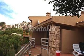 Casa de 2 habitaciones a 1000 m de la playa Olbia-Tempio