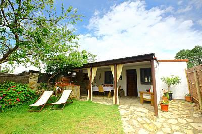 Casas a 40 m de la playa en Paloma Baja Cádiz