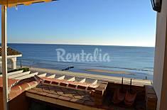 Apartamento para 6 pessoas em frente à praia Huelva