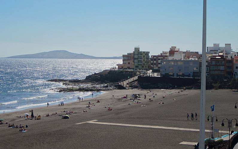 Apartment for rent only 80 meters from the beach Gran Canaria - Views from the house