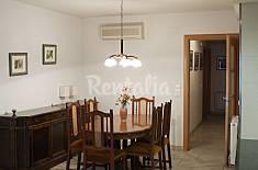 Appartement voor 5 personen op 50 meter van het strand Gerona