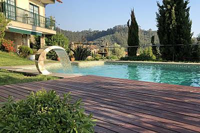 Villa de 4 habitaciones a 7 km de la playa Pontevedra