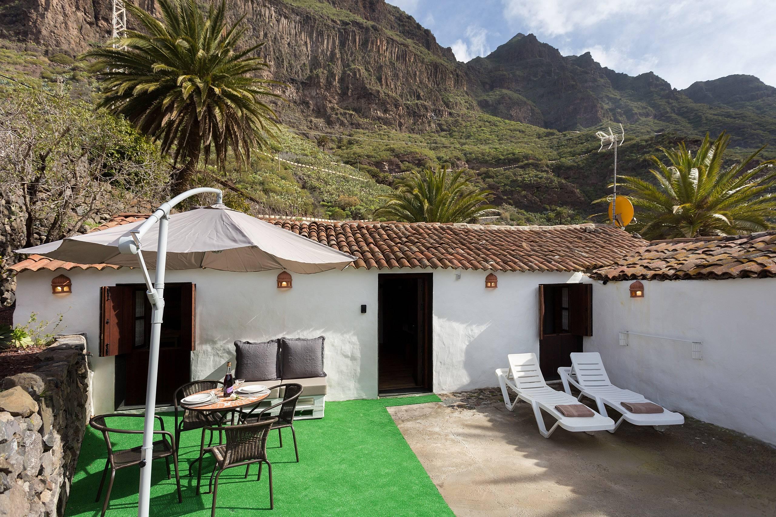 Alquiler vacaciones apartamentos y casas rurales en g mar tenerife - Alquiler casa vacaciones tenerife ...