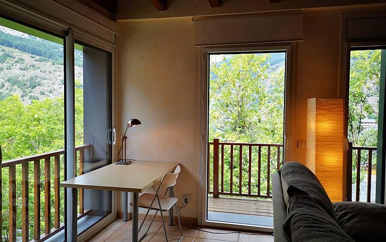 Apartamento Sala de Jantar Ordino Apartamento - Sala de Jantar