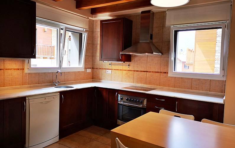 Apartamento Cozinha Ordino Apartamento - Cozinha