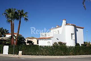 Villa for rent only 400 meters from the beach Valencia