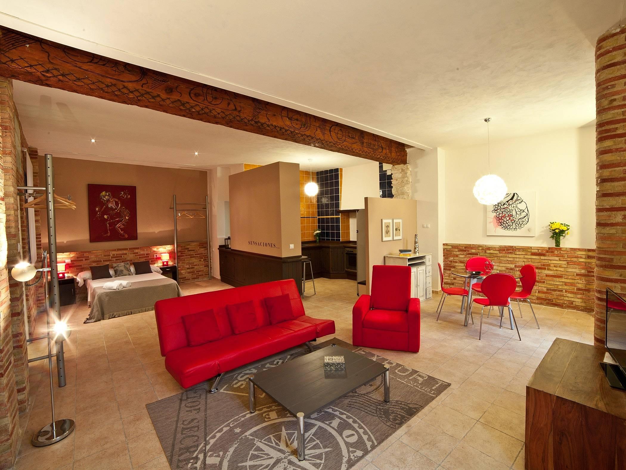 Alquiler vacaciones apartamentos y casas rurales en el pla alicante alacant - Alquiler casa rural alicante ...