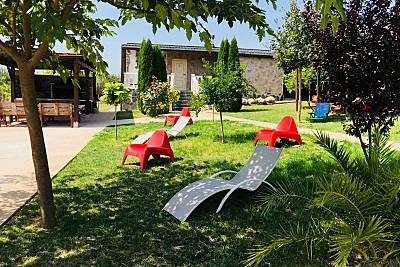 Chalet Gran barbacoa-Parking-Wifi. Especial grupos Rioja (La)