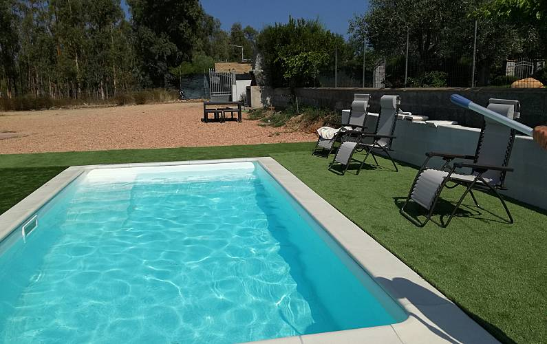 House with 6 bedrooms only 1000 meters from the beach Ogliastra - Swimming pool