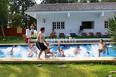 Villa te huur in alicante stad 30 personen alicante alacant alicante costa blanca - Pijnbomen meubels ...