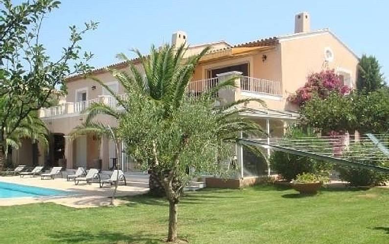 Villa en alquiler a 2 km de la playa Var -