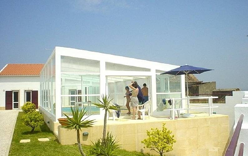 House for 4-8 people 5 km from the beach Lisbon -