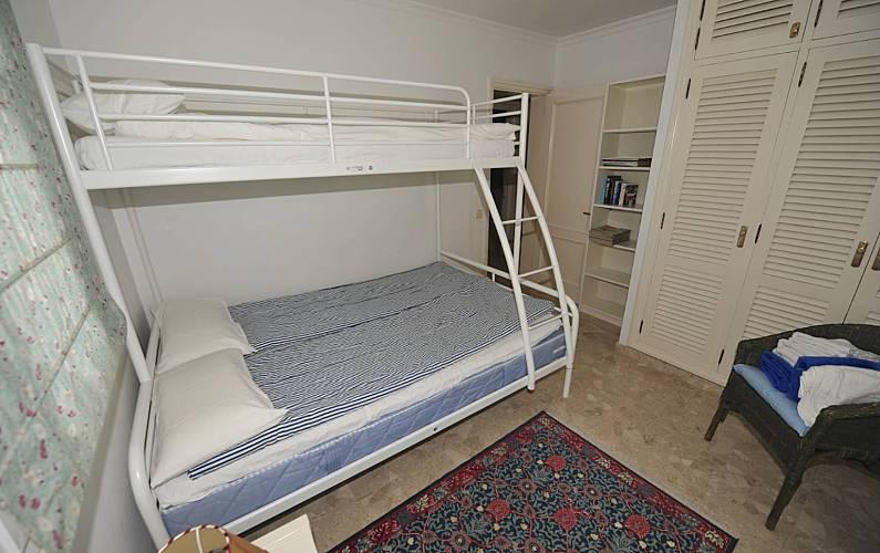 Property Bedroom Gran Canaria Mogán House - Bedroom