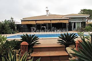 Villa para 8-12 personas a 5 minutos de la playa Cádiz