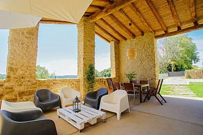 Casa para 4-6 personas cerca de Girona Girona/Gerona