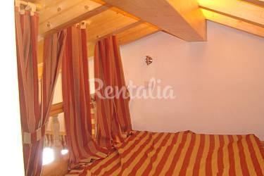 Apartment Bedroom Trentino Canazei Apartment