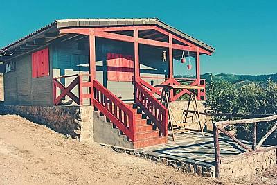 Bonita casa con acceso piscina Cáceres