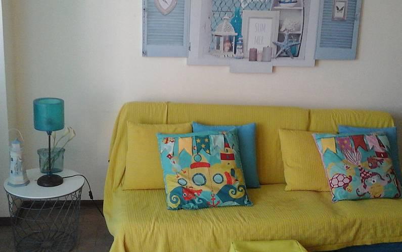 Piso Salón Algarve-Faro Loulé Apartamento - Salón
