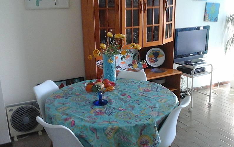 Piso Comedor Algarve-Faro Loulé Apartamento - Comedor
