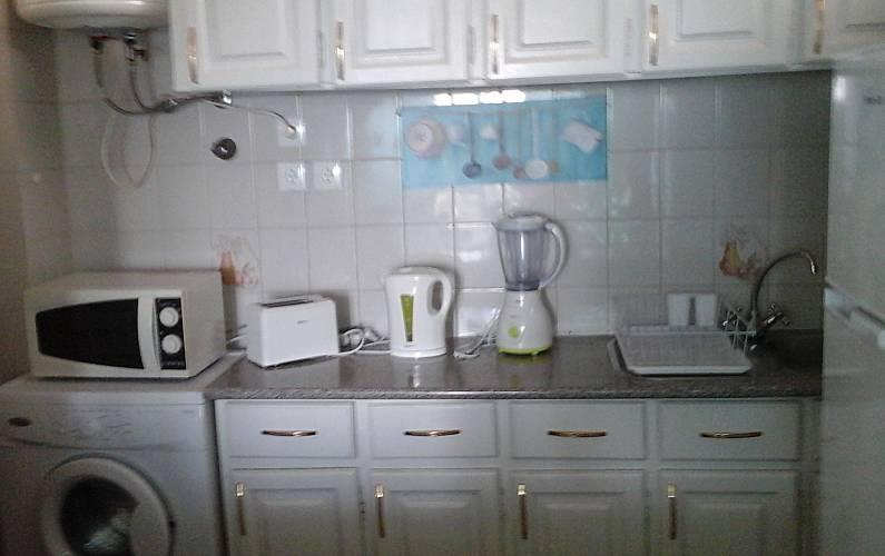 Piso Cocina Algarve-Faro Loulé Apartamento - Cocina