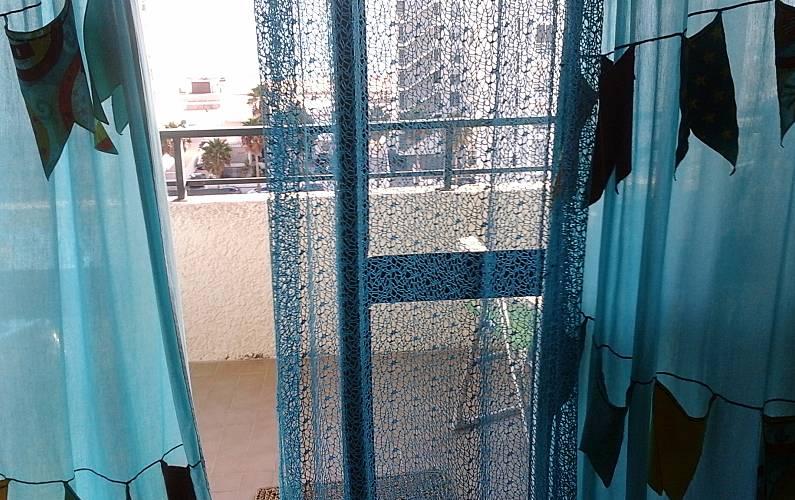 Piso Interior del aloj. Algarve-Faro Loulé Apartamento - Interior del aloj.