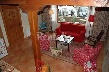 Maison Salon Cantabrie Udías Gîte maison