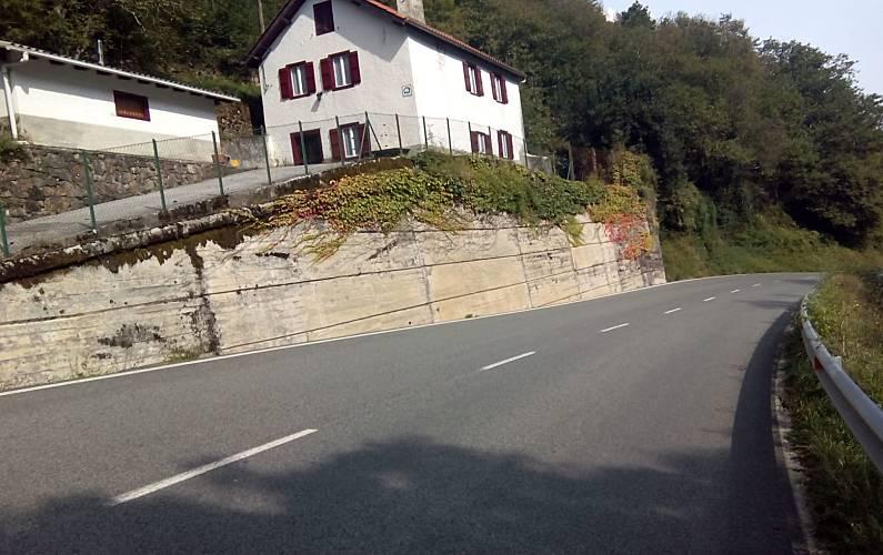 Espaciosa casa vistas a la montaña Navarra